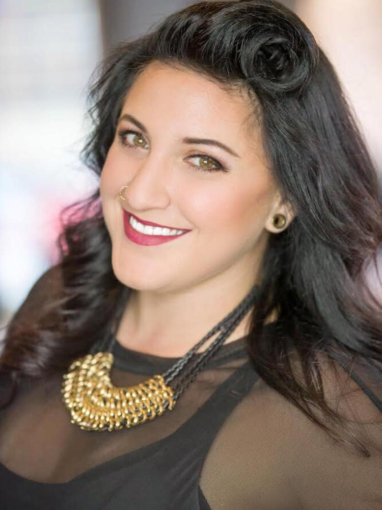 hair stylist and colorist Amara Tsampas