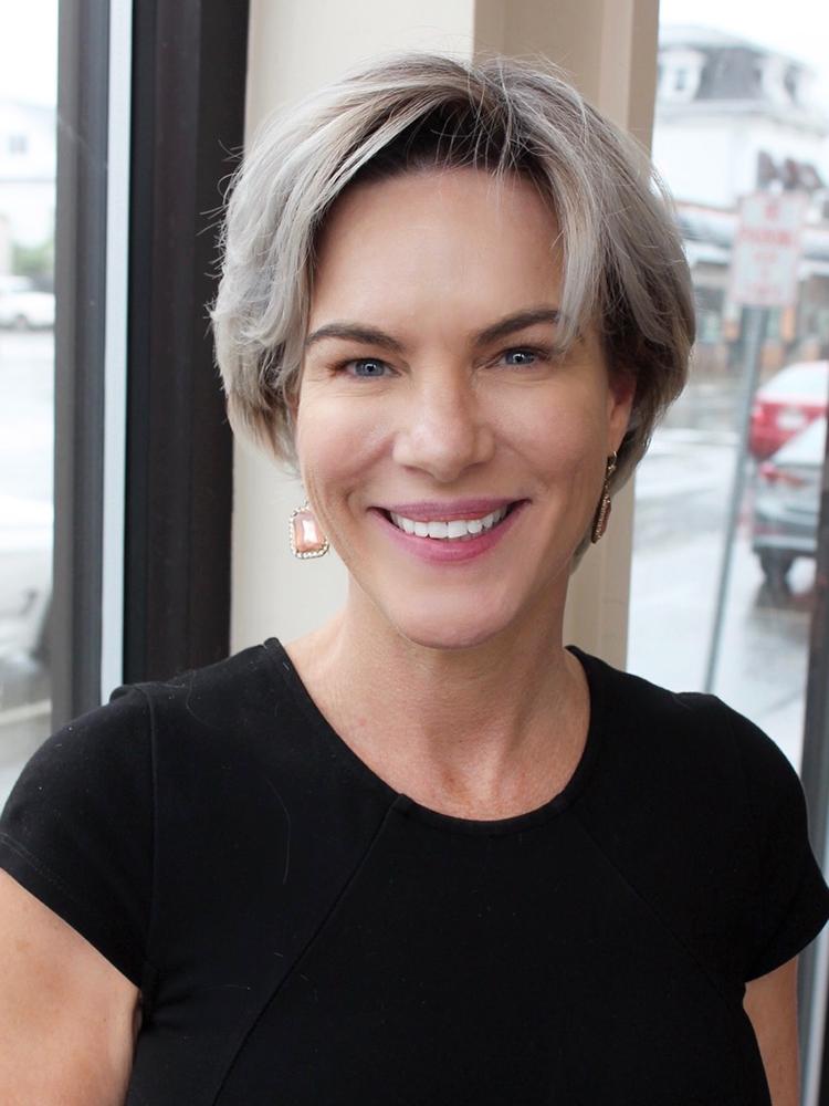 Stoneham HairMates Salon hair stylist and colorist Cheryl Vannah